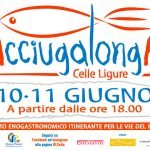 """Celle Ligure, 10 e 11 giugno torna la rassegna gastronomica """"Acciugalonga"""""""