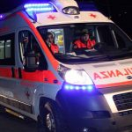 Incidente a La Spezia, grave 25enne