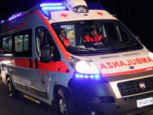 Grave incidente stradale a Foggia