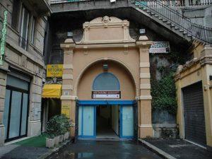 Manutenzione straordinaria, stop all'ascensore Montegalletto