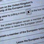 Brexit – Urne aperte per gli elettori inglesi