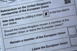 Inglesi al voto per il Referendum sulla UE
