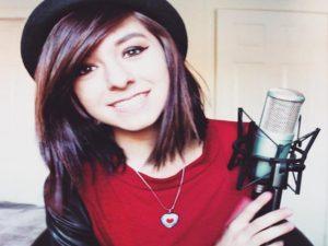 Nella foto, la 22enne Christina Grimmie