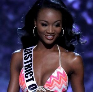 Deshauna Barber è Miss USA