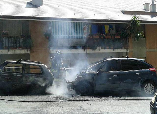 Albenga, incidente tra auto e moto in località Rapalline. Grave un motociclista