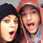 Ashton Kutcher e Mila Kunis genitori per la seconda volta