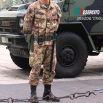 Fatta brillare la granata d'artiglieria trovata a Bordighera