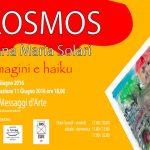 """Celle Ligure, dall'11 al 22 giugno la mostra """"KOSMOS"""" di Anna Maria Solari"""