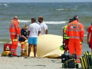 Balestrate - Travolto dalle onde, morto 48enne