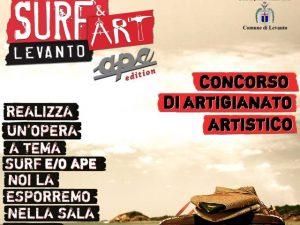La seconda edizione del concorso Surf&Art