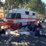 Ventimiglia, al via il trasferimento dei migranti
