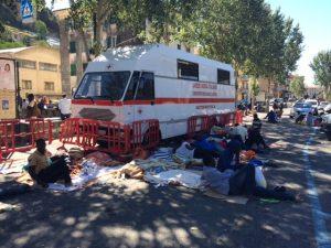 Ventimiglia - Parco del Roja verso l'ingrandimento per accogliere altri Migranti