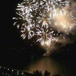 Varazze – Fuochi d'artificio sul mare il 15 agosto