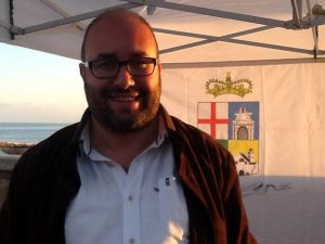 Alessandro Morgante, presidente Municipio VIII