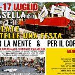 Movimento 5 Stelle – Festa a Casella sabato 16 e domenica 17 luglio