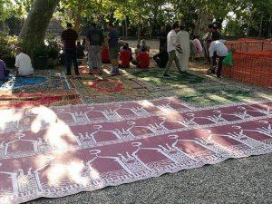 Festa per la fine del Ramadan all'Acquasola