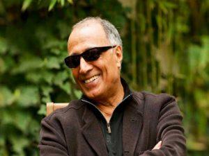 Nella foto, il regista Abbas Kiarostami