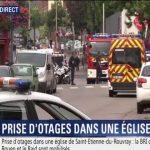 """Attentato Francia, portavoce ministero: """"Una vittima e un ferito grave. E' atto terroristico"""""""
