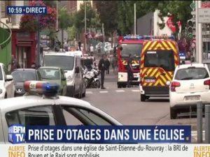 """Attentato Francia, portavoce ministero parla di """"atto terroristico"""""""