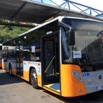 Genova, consegnati 4 nuovi mezzi Amt. Entro fine estate ne arriveranno 12