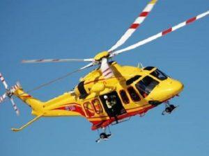 Ventimiglia, parapendista precipita sul Monte Pozzo: soccorso in elicottero