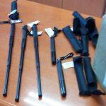 La Spezia – Dogane sequestrano manganelli telescopici vietati