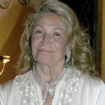 L'ultimo saluto a Marta Marzotto
