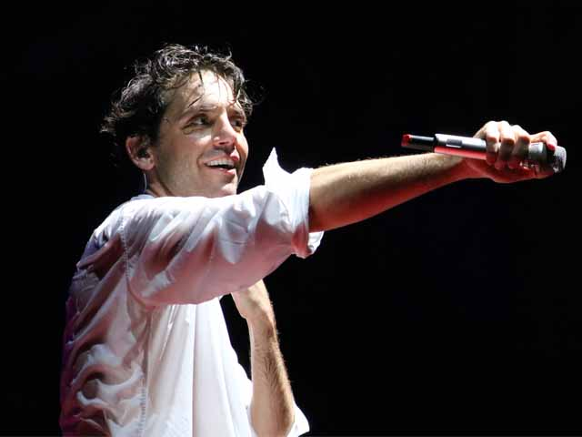 Mika in concerto a Genova - VIDEO