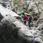 Arrampicatore bloccato sul Muzzerone salvato dal Soccorso Alpino