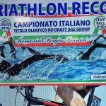 Triathlon a Recco con Mirko Costantino al debutto