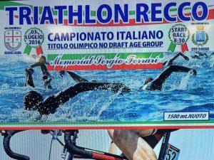 Triathlon a Recco