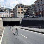Genova, ultimata la rimozione delle lastre pericolanti a Caricamento