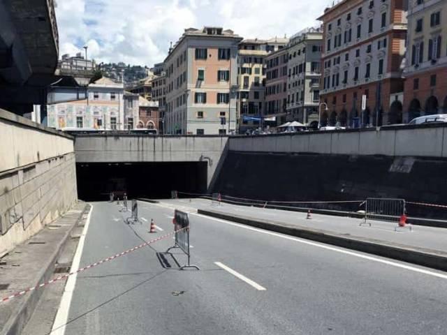 Genova Caricamento, l'apertura del cantiere impaurisce commercianti e cittadini