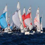 Vela – Campionato mondiale classe 4.20 a Marina degli Aregai