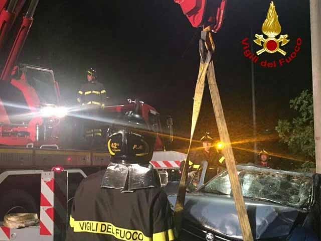 Genova, incidente tra auto e camion sulla A7. Lunghe code in direzione di Serravalle