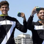 Rio2016, Di Costanzo-Abagnale bronzo nel due senza