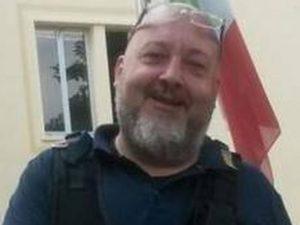 Diego Turra, agente morto a Ventimiglia