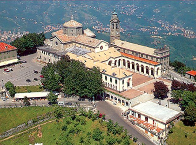 Genova - Nuovo rogo sulle colline di Sori
