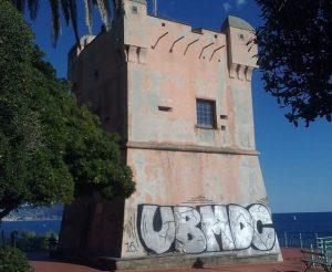 Torre Gropallo a Nervi