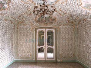 Salottino degli Specchi a Palazzo Reale di Genova