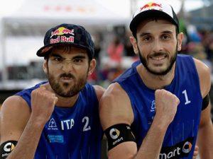 Rio2016, Beach Volley d'argento. Lupo e Nicolai si inchinano al Brasile
