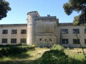 La ex Colonia Olivetti di Sarzana