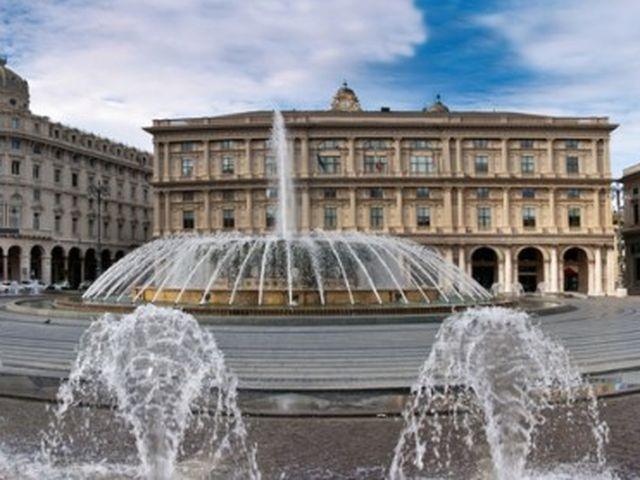 A Genova c'è un Salottino degli Stucchi segreto a Palazzo Reale