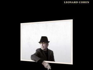 La copertina del nuovo album di Leonard Cohen