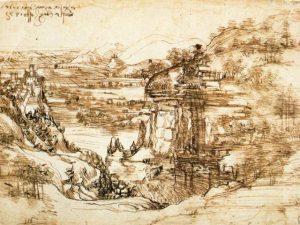 Il Paesaggio di Leonardo tornerà a Vinci nel 2019