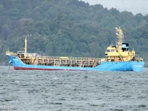 Petroliera sequestrata in Malaysia