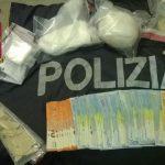 Mezzo chilo di cocaina purissima in casa, due arresti a Cornigliano