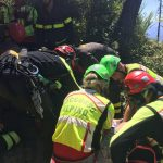 La Spezia, donna ferita sul sentiero che porta a Calastra. Intervento del Soccorso alpino