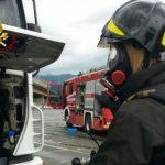 Ancora incendi in Liguria, rogo a Casarza questa mattina
