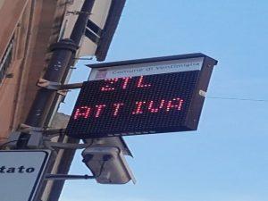 Ventimiglia, nuova segnaletica per la zona ZTL del centro storico